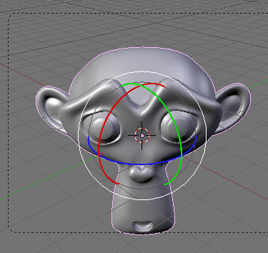 La tête de singe